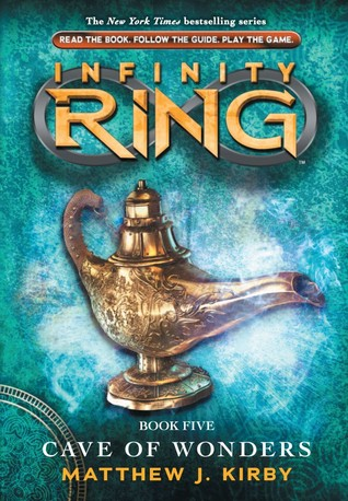 Infinity Ring | Jennifer A. Nielsen - Author Infinity Ring Book Series