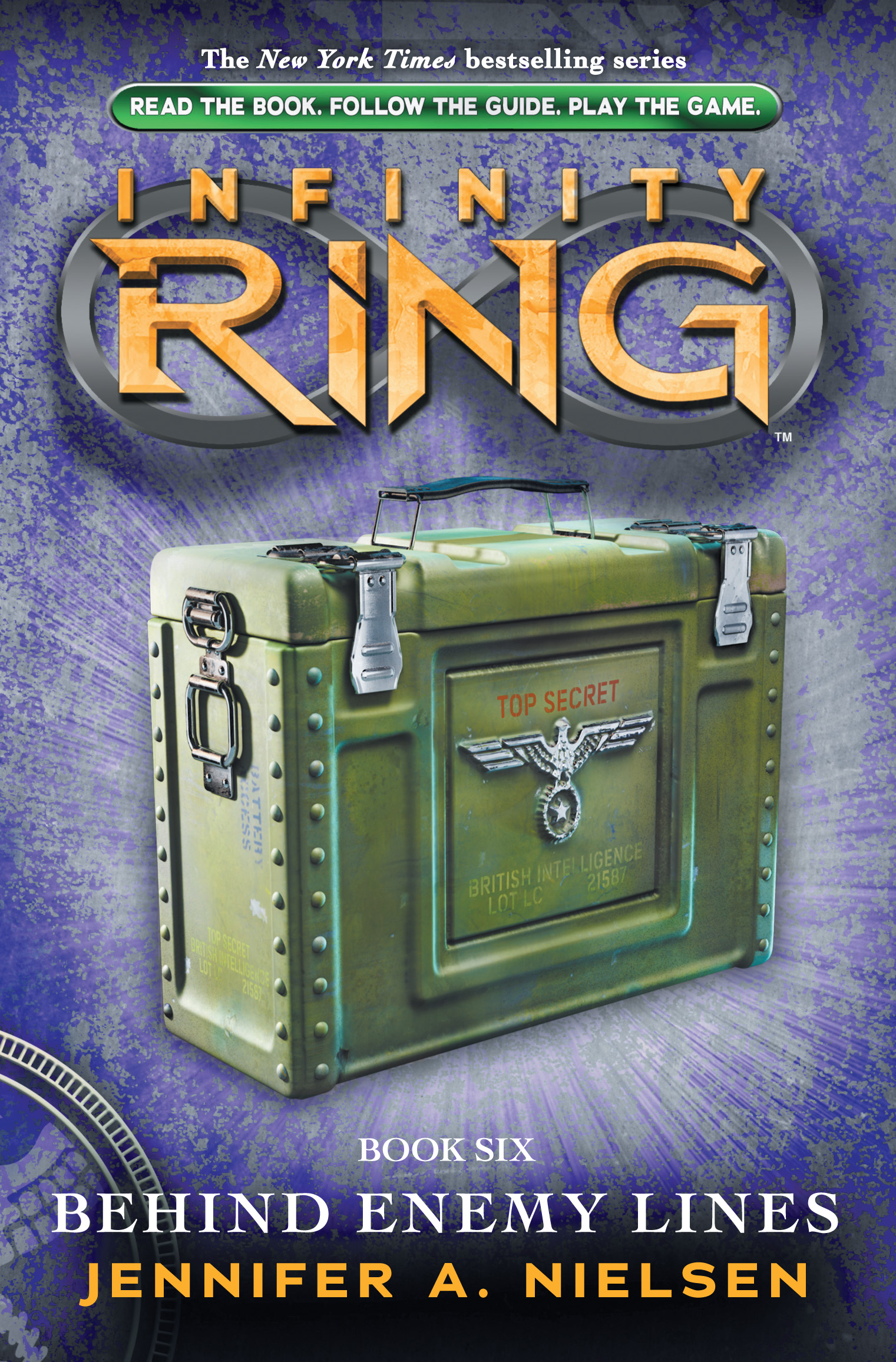 INFINITY RING Cover Reveal! | Jennifer A. Nielsen - Author Infinity Ring Book Series