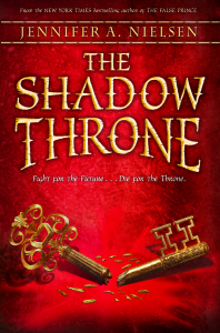 The Shadow Throne - Front Cover