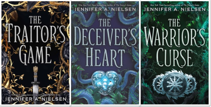 Happy 2020 Jennifer A Nielsen Author